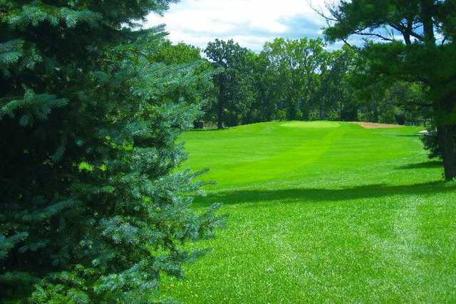 A view from Carriage Greens Country Club