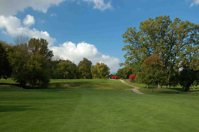A view from West Lafayette Golf & Country Club