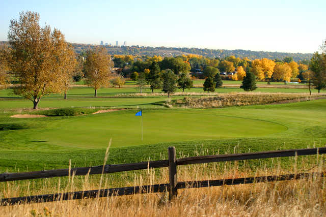 View from Foothills Par-3 Course