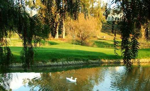 A view from Hiddenbrooke Golf Club