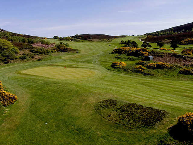 View from Howth GC