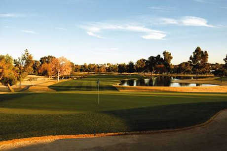 A view of a hole from The Habitat Golf Course (GolfersGuide)