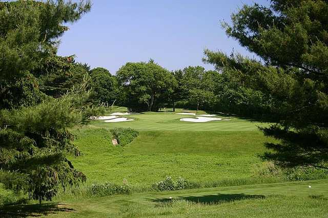 A view from tee #5 at Garden City Country Club