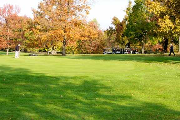 A view from Hueston Woods Golf Course (Fred Russell)