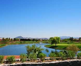 View from Desert Willow GC