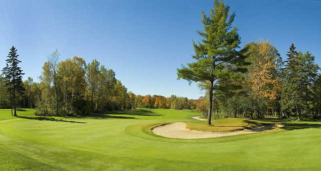 A view from Hawk Ridge GCC - Meadow Nest Course