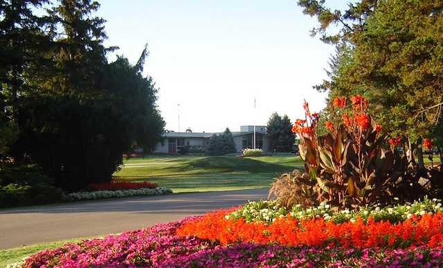 A view from Trafalgar Golf and Country Club