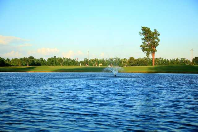 A view over the water from St. Mary Golf & Country Club