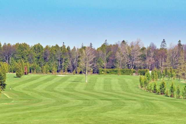 A view of the 5th hole at Dunadel Golf Association