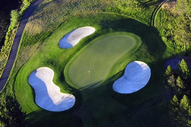Meadows at Sunriver Resort: Aerial View
