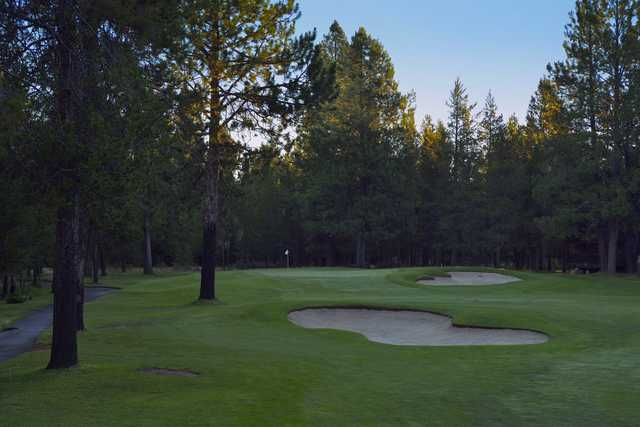 Meadows at Sunriver Resort: View from #12