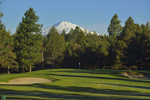 Meadows at Sunriver Resort: View from #16