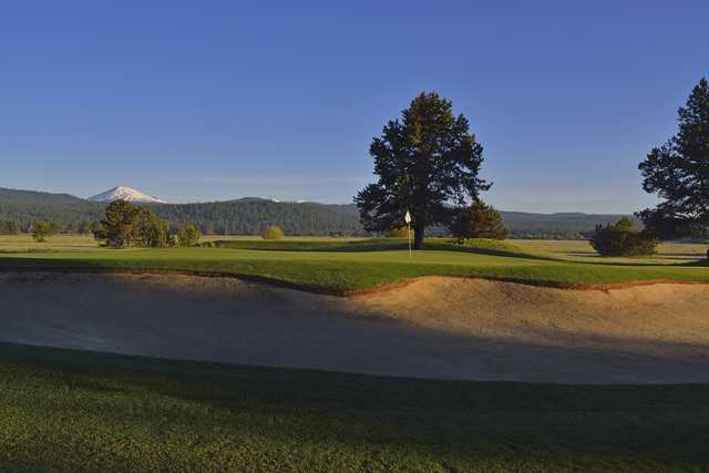 Meadows at Sunriver Resort: View from #17