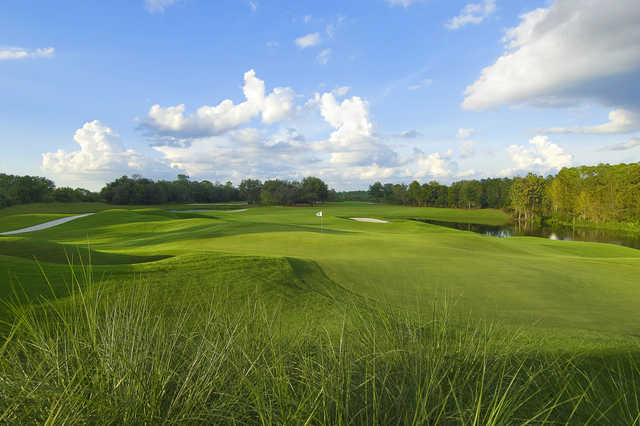 A view of the 4th hole at Grand Cypress Resort - South Course