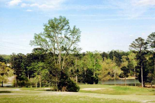 A view from Pebblebrook Golf Club