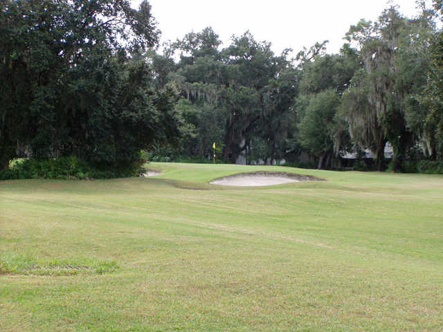 A view from Country Club of Sebring