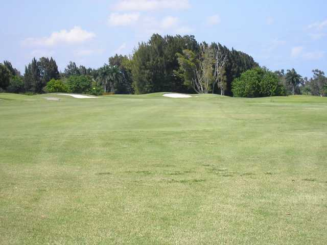 A view from Orangebrook Country Club
