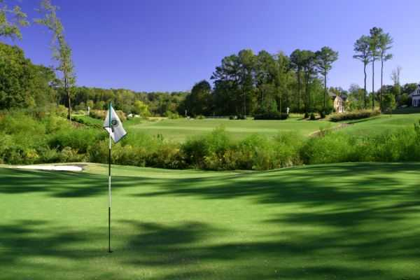 A view from Woodmont Golf & Country Club