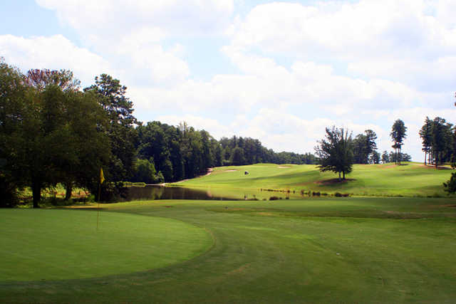 View from West Pines GC