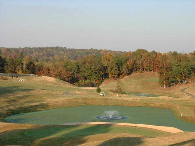 View from Sugar Hill Golf Club