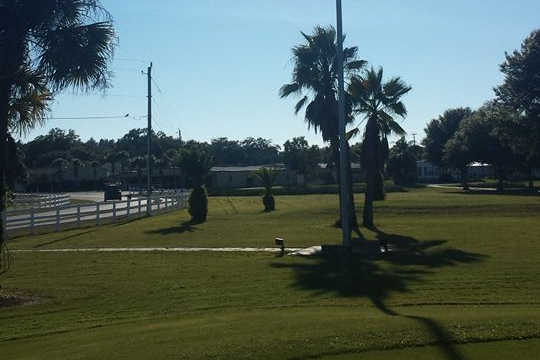 A view from Silver Dollar Golf & Trap Club