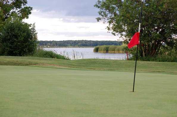 A view from Fox Lake Golf Club