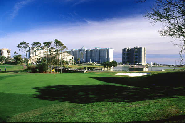 View from Seascape Golf Beach and Tennis