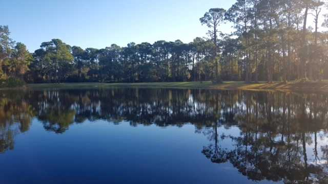 View from Indigo Lakes Golf Club