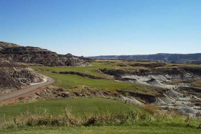 Dinosaur Trail GC: View from #11