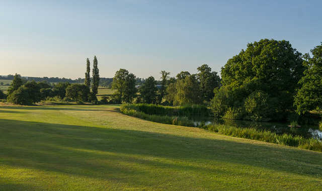 A look at the 11th hole at Old Fold Manor Golf Course