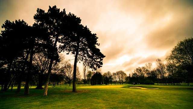 Stunning settings at Panshanger Golf Complex