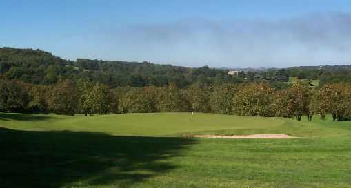 View of the fairway at Allestree Golf Course