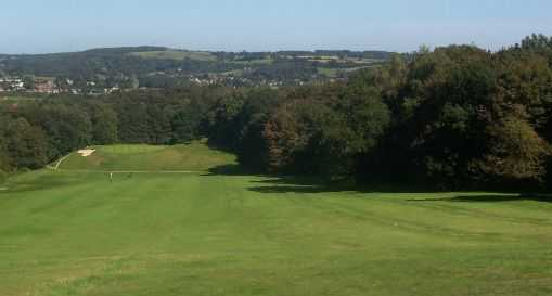 Course views at Allestree Park Golf Club