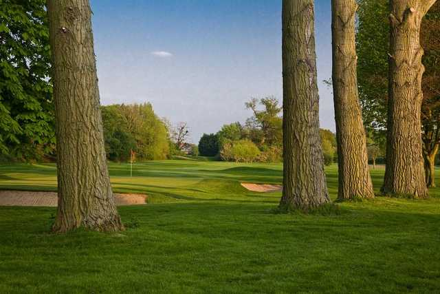 A view from the rough at Datchet GC