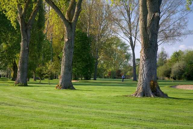 The picturesque parkland setting found at Datchet GC