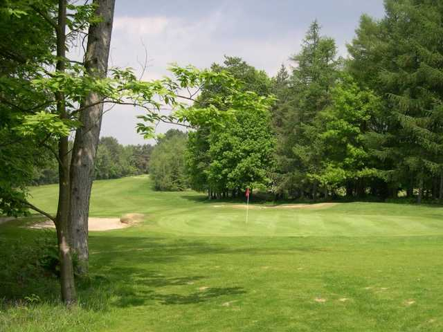 A view of the 16th at Tilgate
