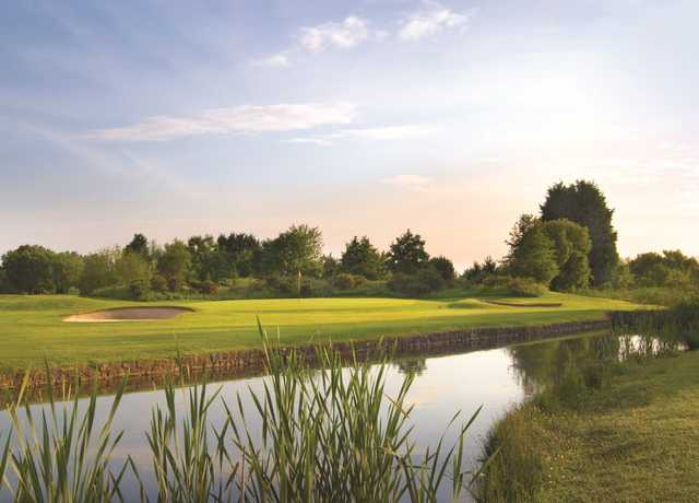 Chipping Sodbury Golf Course: 3rd hole