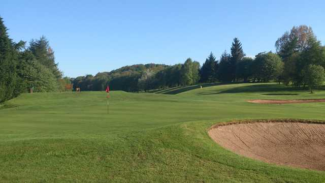 View of both the 15th and 3rd at Keighley Golf Club