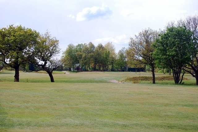 View from Leyland GC
