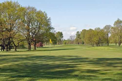 The open parkland setting to be enjoyed at Easingwold