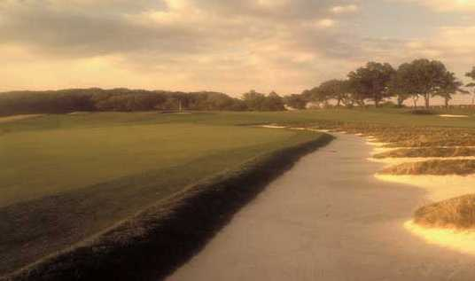A view from Oakmont Country Club