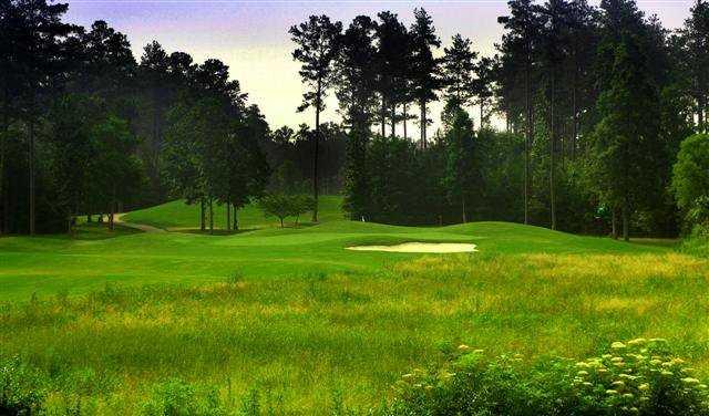 A view from Stonebridge Golf Club