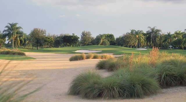 A view from Weston Hills Country Club