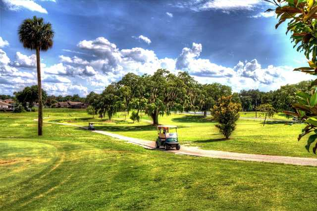 A splendid view from Mayfair Country Club