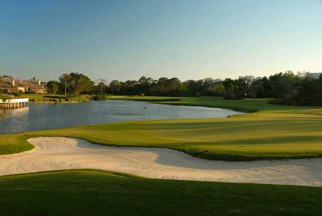 A view from The Club Pelican Bay