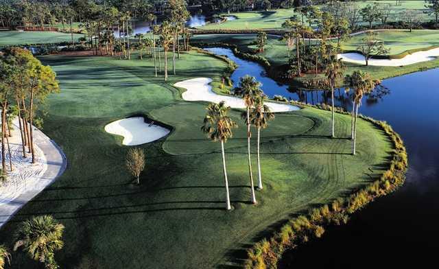 Champion at PGA National Resort & Spa: View from #3