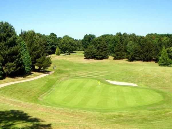 Green from The Staffordshire Golf Club