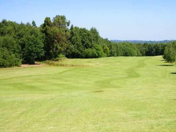 Fairway from The Staffordshire Golf Club