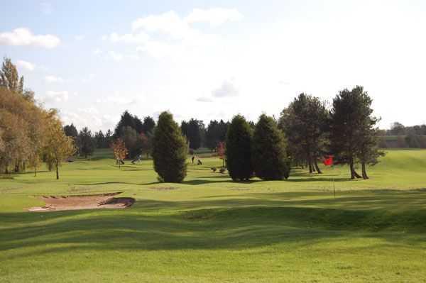 View from Melton Mowbray GC