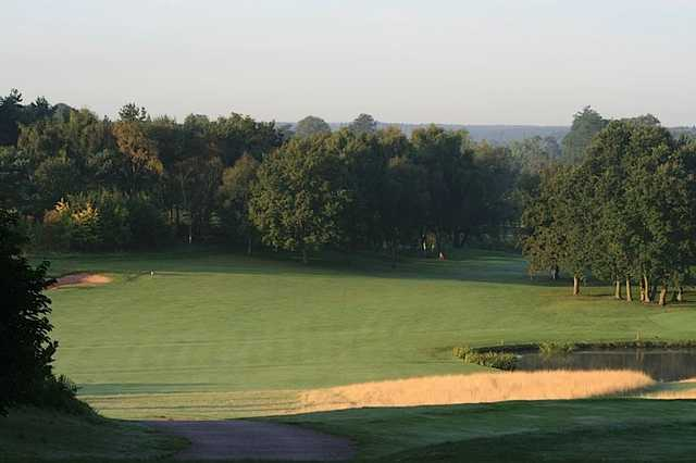 View from Rufford Park GCC